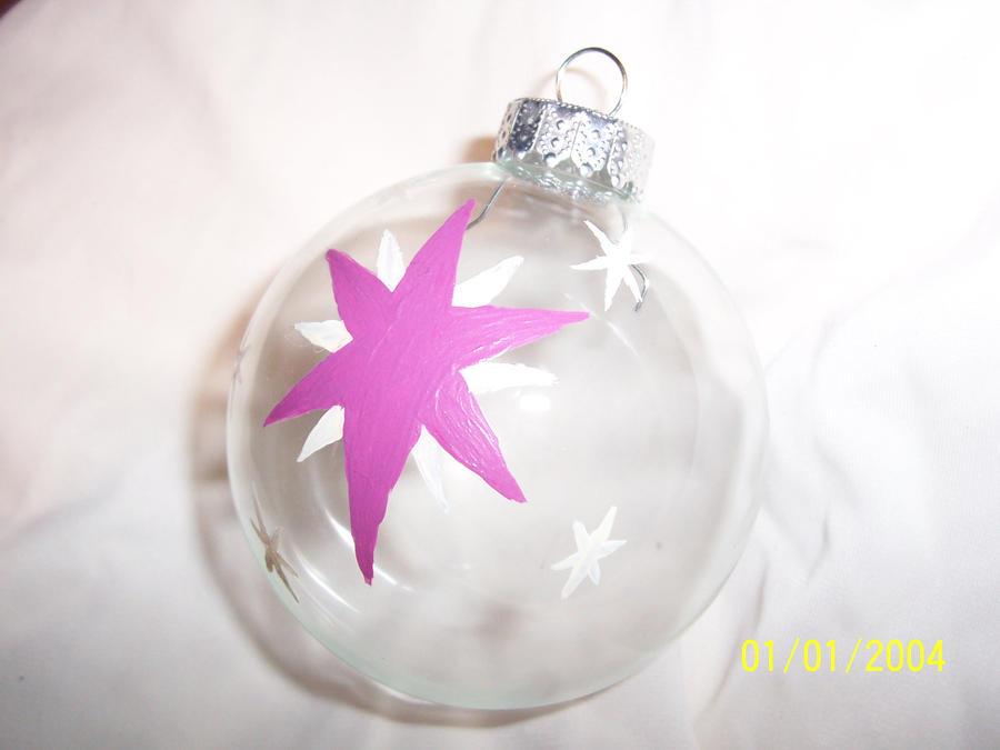 Twilight Sparkle Cutie Mark Ornament