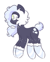 [Closed] Pony Adopt by mintu-bun