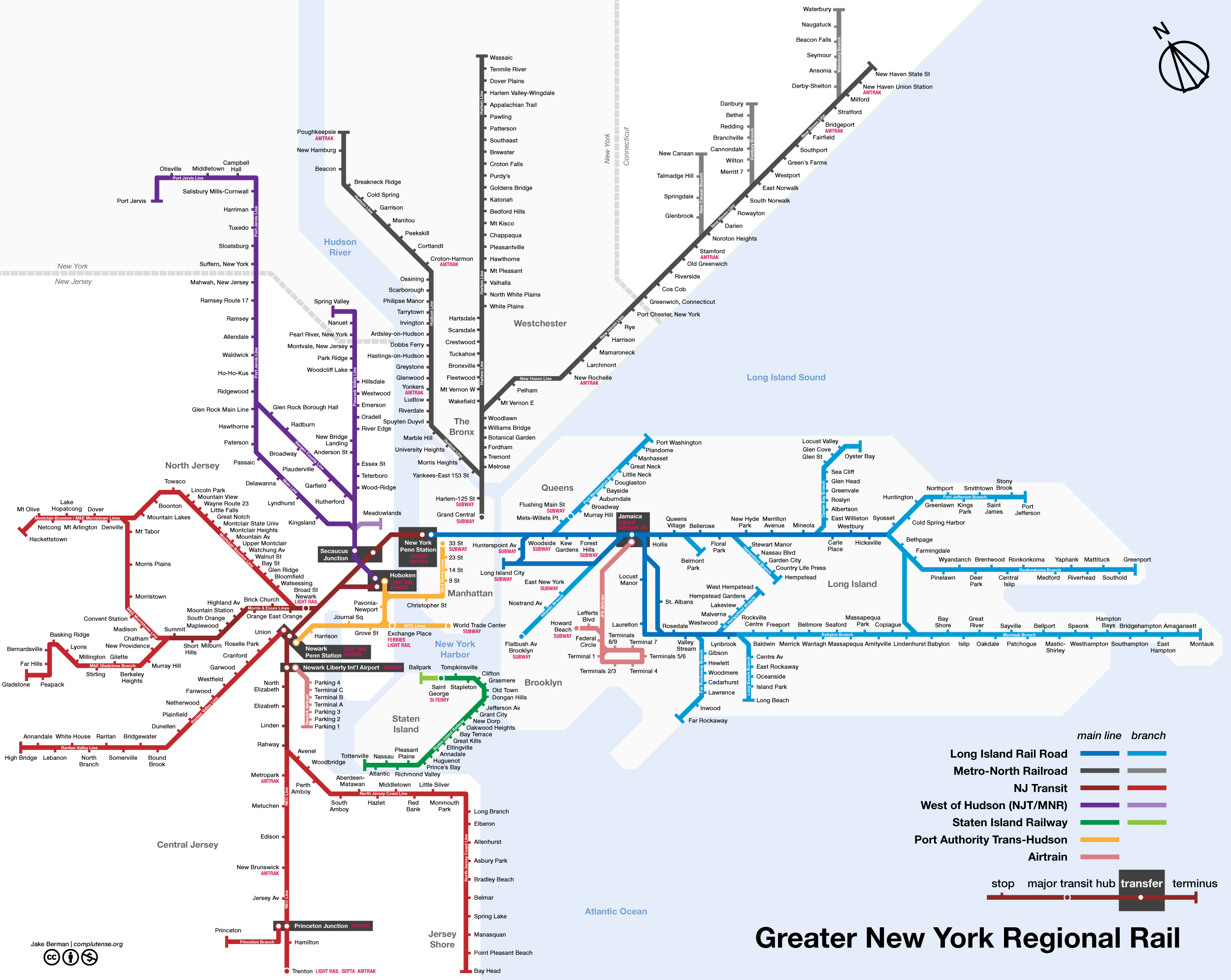 Best Towns In Long Island To Commute To Nyc