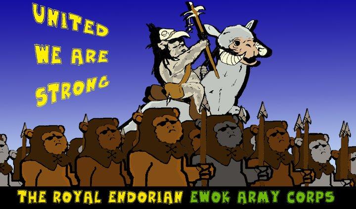 ewok army