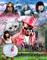 Nicki In Wonderland by DrezDesign