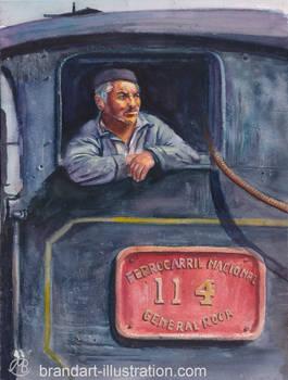Engine Driver