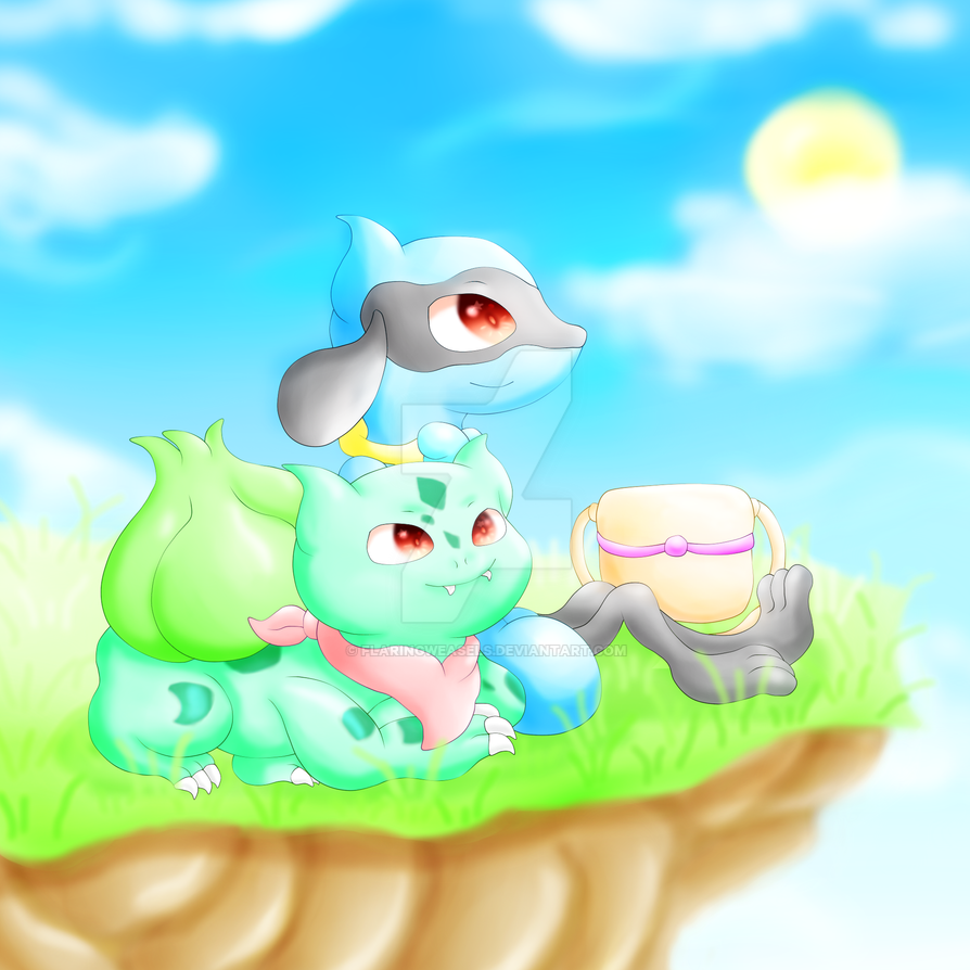 PMD Sky: Watching the Skies by lavaquil
