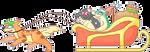 Pokemas Trio by flaringweasels