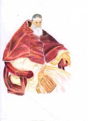 Papa Pablo III by Juracan