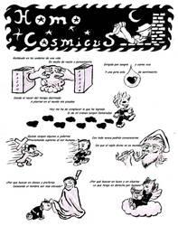 Homo Cosmicus a