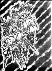 Criatura 027 by Juracan
