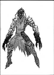 Criatura 022 by Juracan