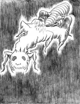Criatura 029 - Hormiga