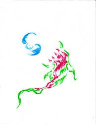 Criatura 034 - Mordiendo