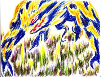Criatura 037 - Color