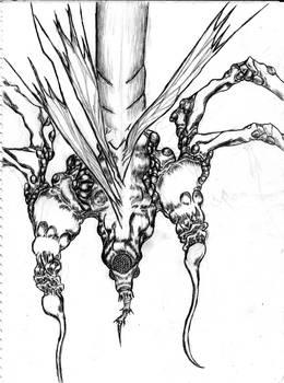 Criatura 041 - Insectoide