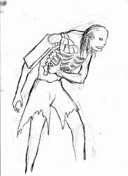 Zombie Runico 02 by Juracan