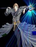 Mushoku Tensei Fanart - Evil Bancho by Juracan