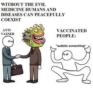 Autistic Screeching Vaxxers