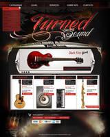 Layout Turned Sound by Binho01