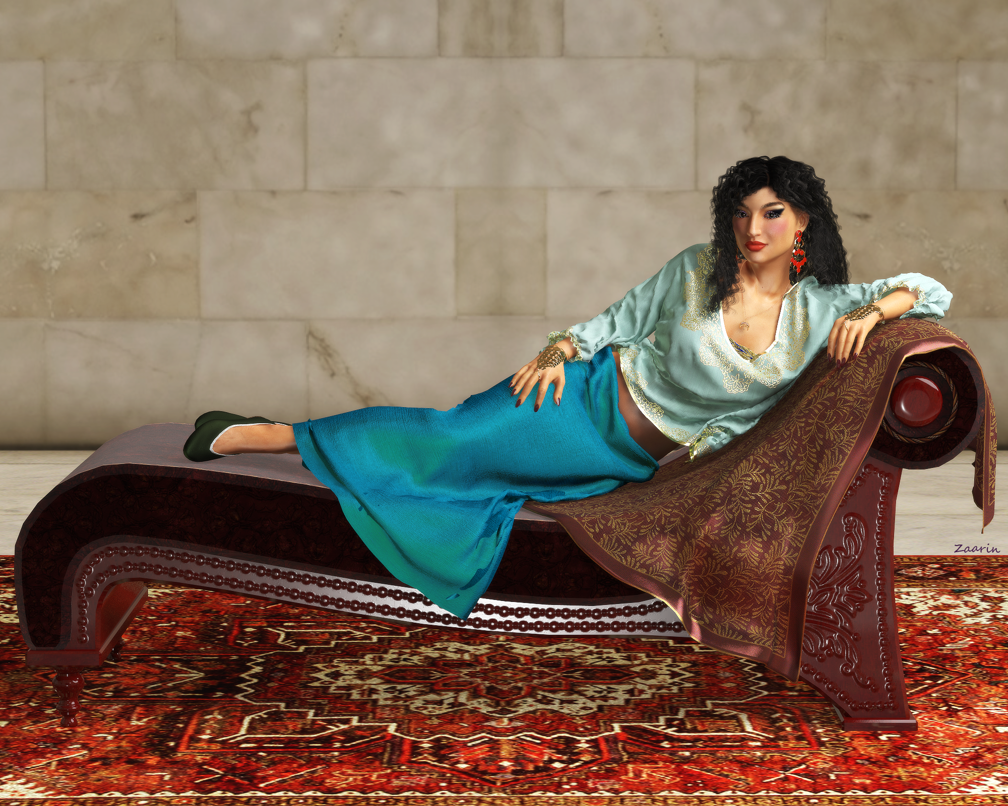 Grand Duchess Fairuz bint Fassar al-Asadah