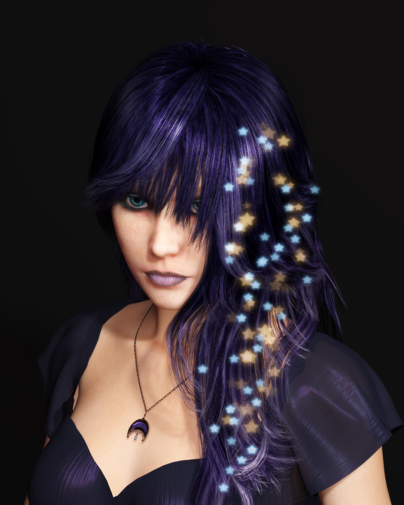 Princess Luna by Zaarin1