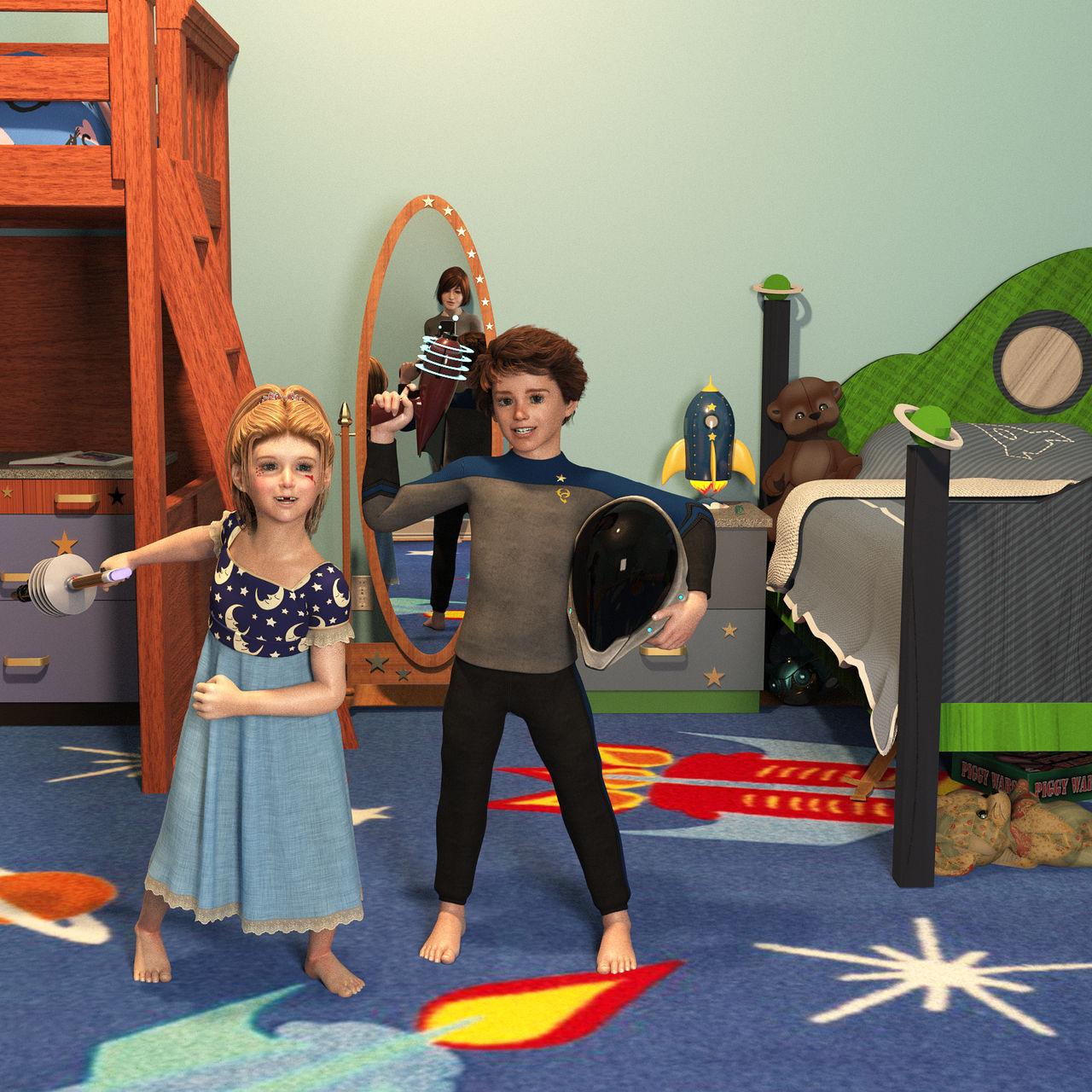 Future Space Rangers