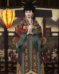 The Jade Empress postwork