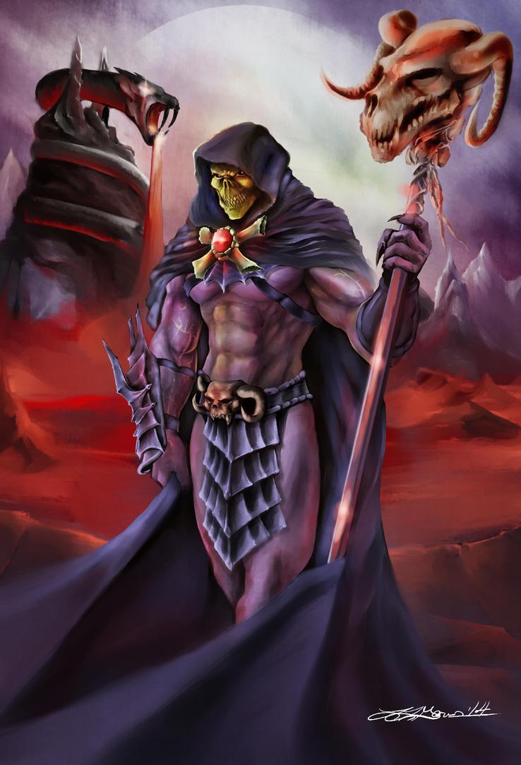 Skeletor by Sixus1