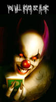 Evil Clown by legio