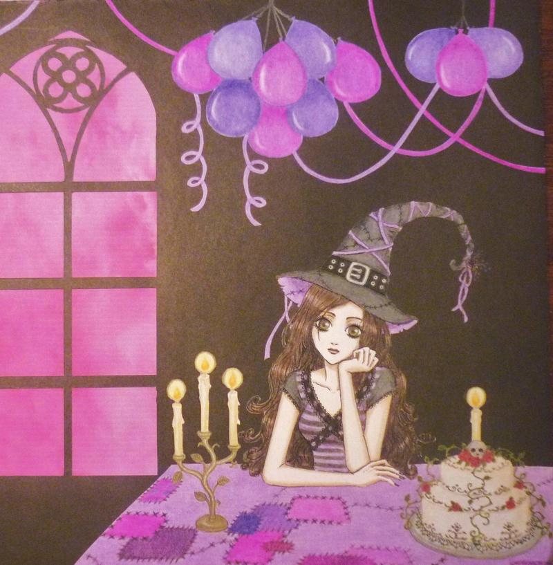 Поздравления с днем рождения от ведьмы