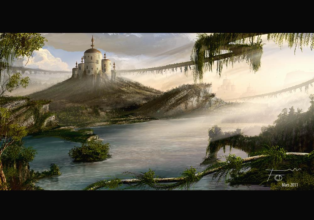 My First Castel by Bambass