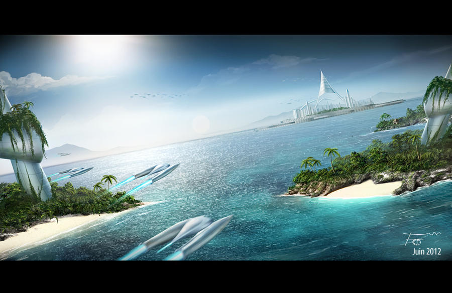 Image - 640x340 17996 SAL By Camille 2d fantasy concept art sci fi ...