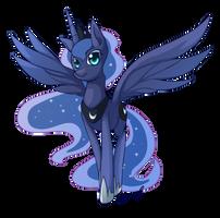 Luna by grasspainter