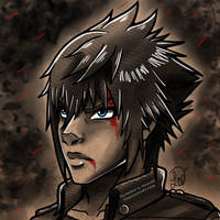 Battle Aftermath Series - Noctis by Lindsay-N-Poulos