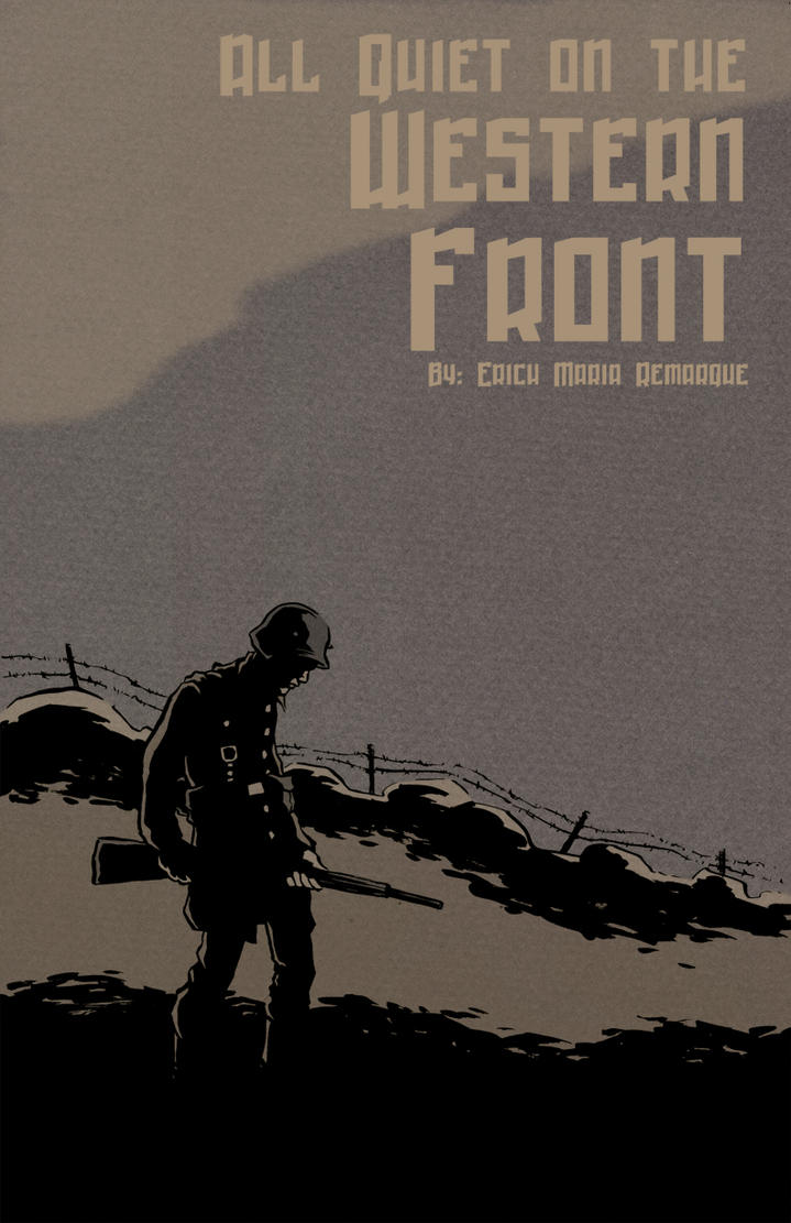 filmreport all quiet on the western front The record of several schoolmates who represent a generation destroyed by the dehumanization of world war i's trench warfare, all quiet on the western front tells of their enlistment in the army at the urging of their teacher, kantorek, whose wisdom they trusted paul bäumer, a sensitive teenager.