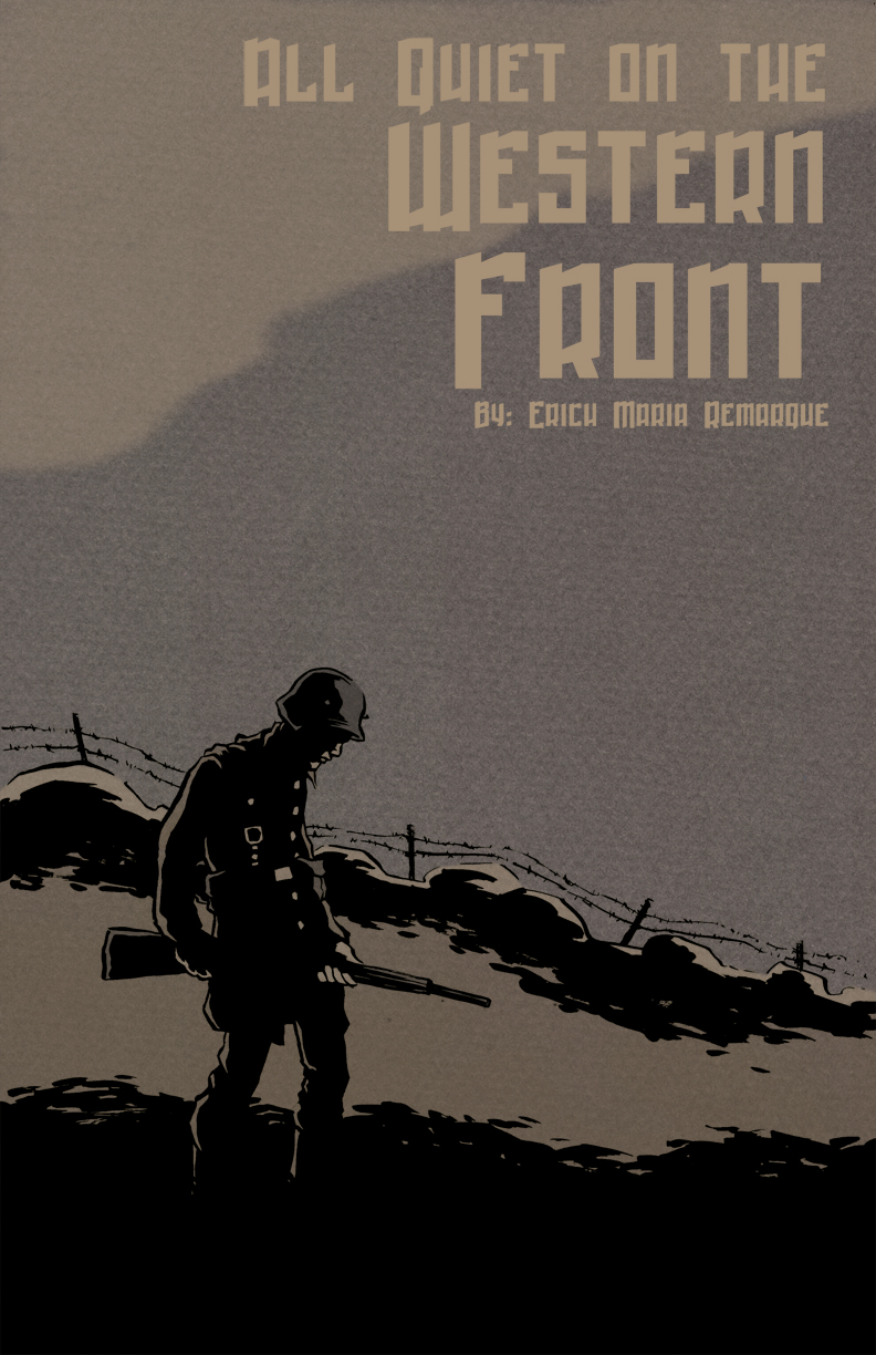 an essay on the novel all quiet on the western front by erich maria remarque Denunciation to date of erich maria remarque's all quiet on the western front ( 1929) in his preface to a volume of essays on the book, bloom cites oscar.