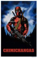 Deadpool Rambo by nguy0699