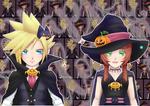 Hallooween Vampire x Witch