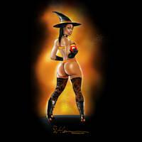 Halloween 2009 by heiesuke