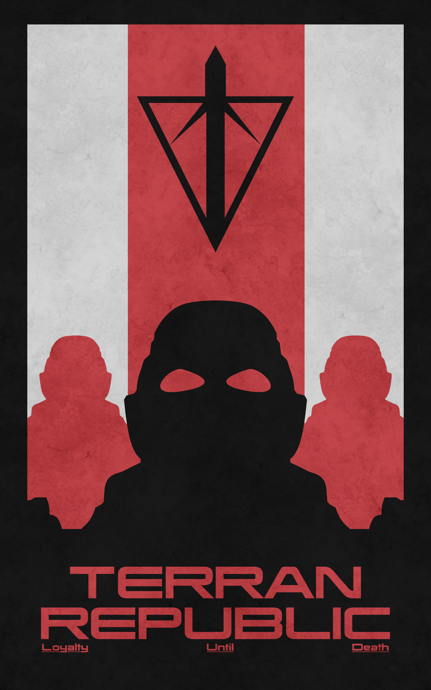 Terran Republic Propaganda by Ziliran