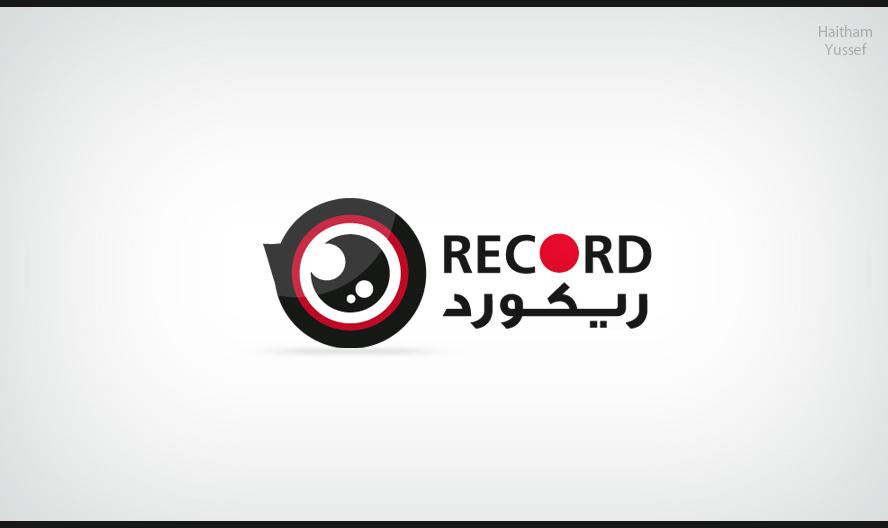 рекорд логотип: