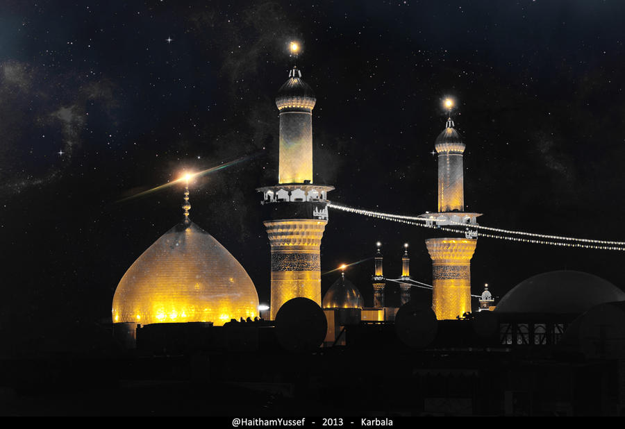 martyr of karbala hussain a s The story of imam hussain last battle in karbala.