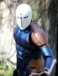 Grey Fox / Cyborg ninja