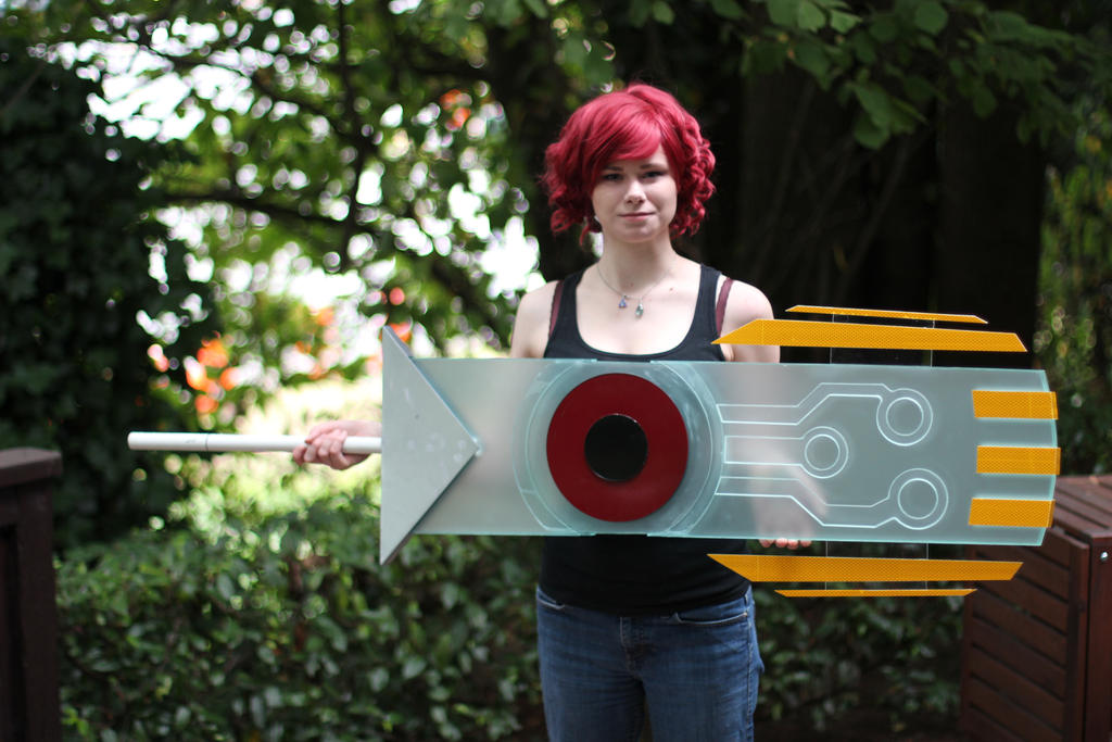 Transistor cosplay pro...