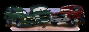 Commission for Asphalt-Cowgirl!