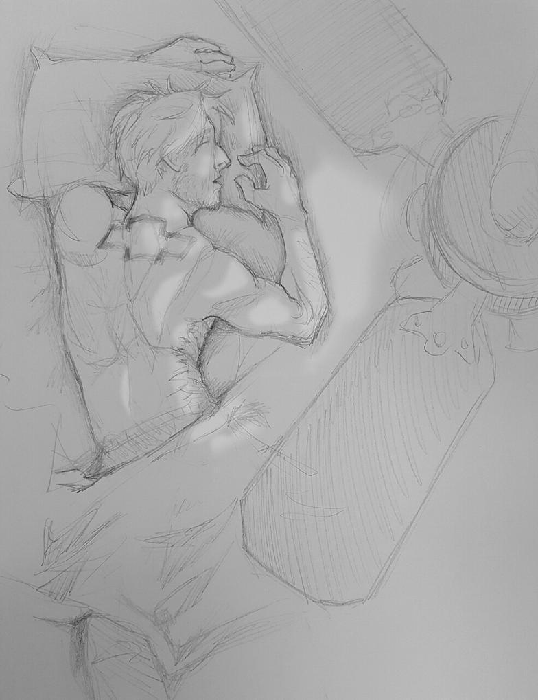 nap time by SnowKITT