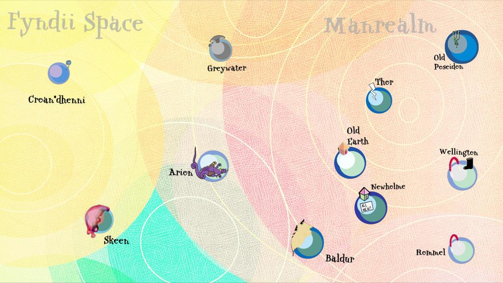 Fyndii - Manrealm Close-Up Map by caffeine2