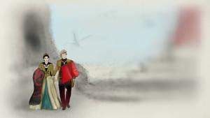 Wedding of Jocelyn Baratheon and Aemon Targaryen