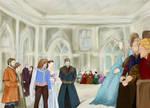 The Western Queen's Court