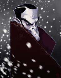 Dracula by thechulo