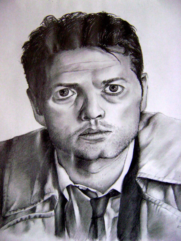 Misha Collins By Pshyonka