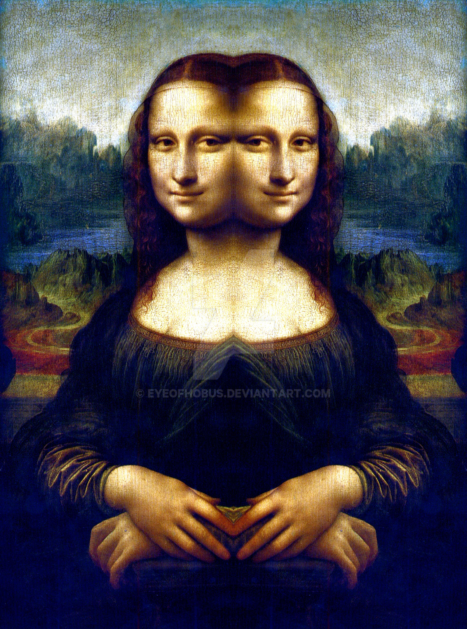 a discussion on the smile of mona lisa Leonardo da vinci's famous portrait of lisa gherardini, titled mona lisa, is one of the most-discussed works of art ever, partly thanks to the subject's ambiguous look according to a recent.