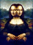 Mona Lisa Mirror 1